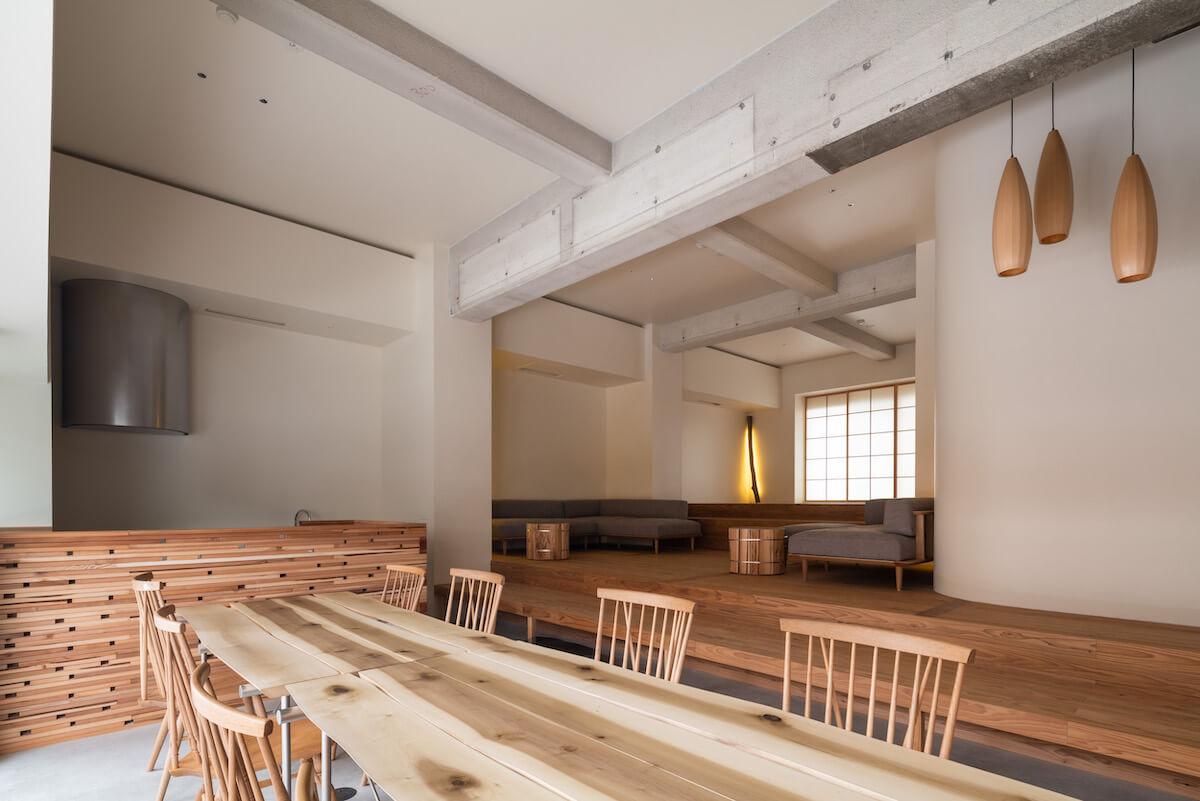 cup of tea ensemble ダイニングテーブル 飛騨の家具 大噴火 飛騨産業 飛騨の匠 高山市 飛騨高山
